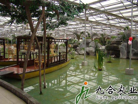 水产畜牧温室