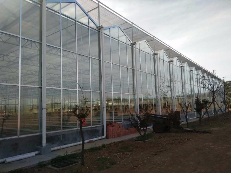 温室大棚建造技术之棚室建造安装步骤!